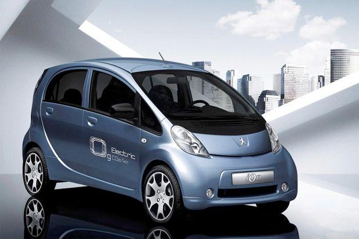 Peugeot Ion 100 Elektrisch Rijden Auto Zonder Wegenbelasting Nl