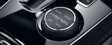 Peugeot 508 HYbrid4 zonder BPM en wegenbelasting