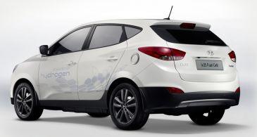 Hyundai ix35 FCEV binnenkort in productie