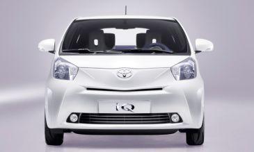 Toyota iQ, klein maar fijn!