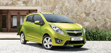 Chevrolet Spark op lpg wegenbelastingvrij