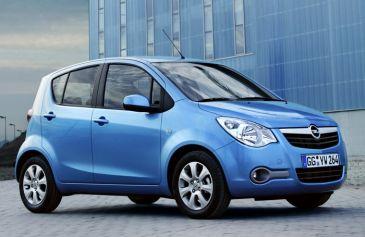 Opel Agila nu ook zonder BPM en wegenbelasting