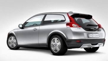 Volvo C30 diesel nu ook wegenbelastingvrij