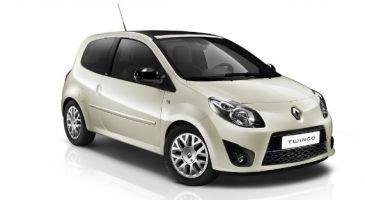 Wegenbelastingvrije Renault Twingo met dieselmotor