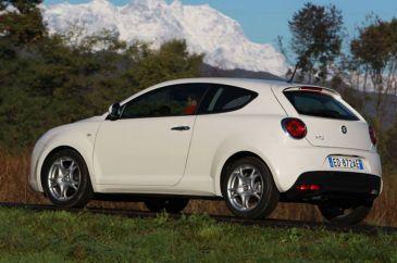 Alfa Romeo Mito wegenbelastingvrij