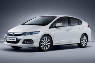Honda Insight vernieuwd: 5 gram CO2 minder