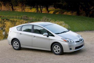 Toyota Prius, krachtig maar zuinig