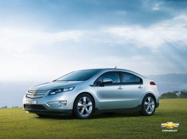 Chevrolet Volt. Auto van het jaar 2012