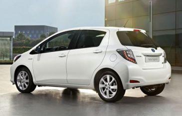 Toyota Full Hybrid Yaris vanaf juni te koop