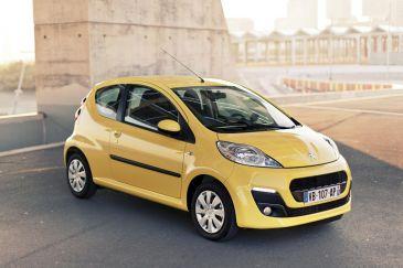 Wegenbelastingvrije Peugeot 107 nu tijdelijk ook BTW-vrij