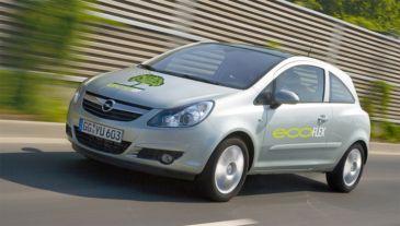 Opel Corsa Ecoflex gegarandeerd wegenbelastingvrij in 2011