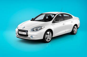 Renault Fluence nu te reserveren
