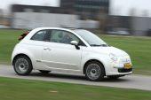 Fiat 500C Start&Stop
