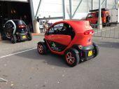 Veel elektrische auto's op Ecomobiel 2012