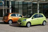 Wegenbelastingvrije Nissan Micra in 2011