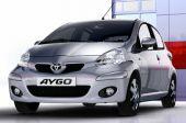 Toyota Aygo nog zuiniger