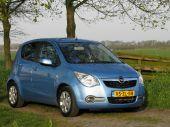 Opel Agila LPG wegenbelastingvrij